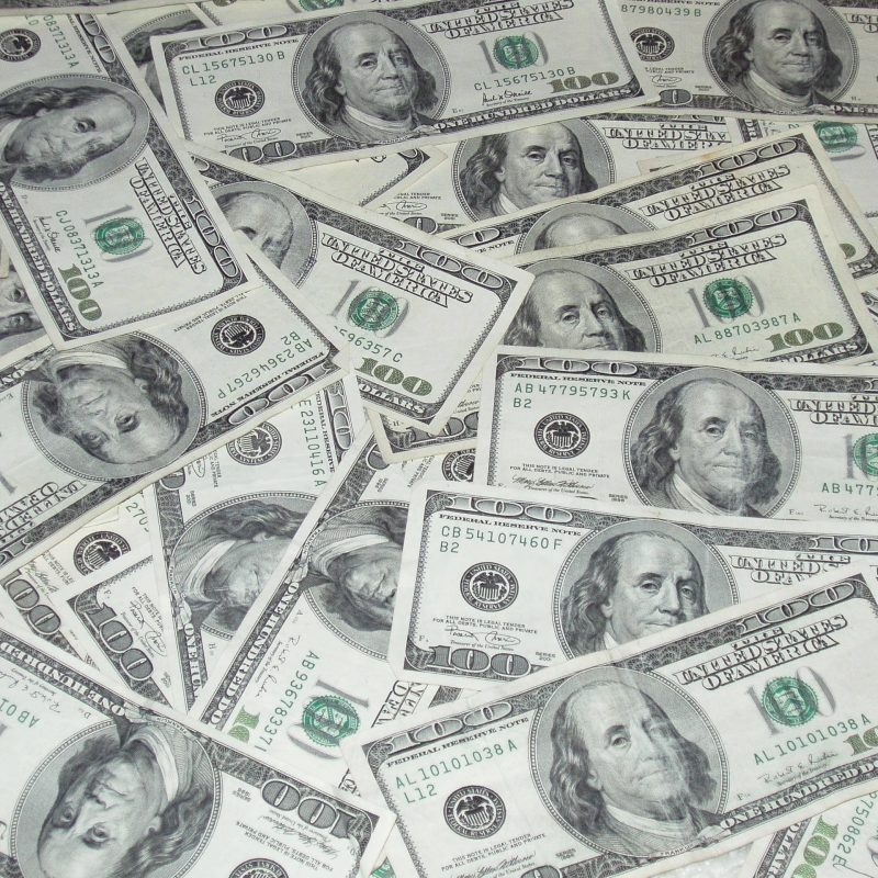 10 New 100 Dollar Bills Background FULL HD 1080p For PC Background 2020 free download 100 dollar bill wallpaper 58 images 1 800x800