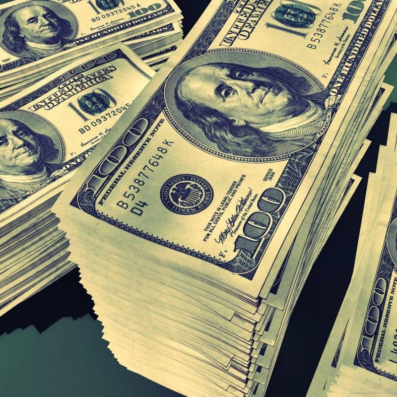 10 Top 100 Dollar Bill Pictures FULL HD 1080p For PC Background 2018 free download 100 dollar bill wallpapers wallpaper cave 800x800
