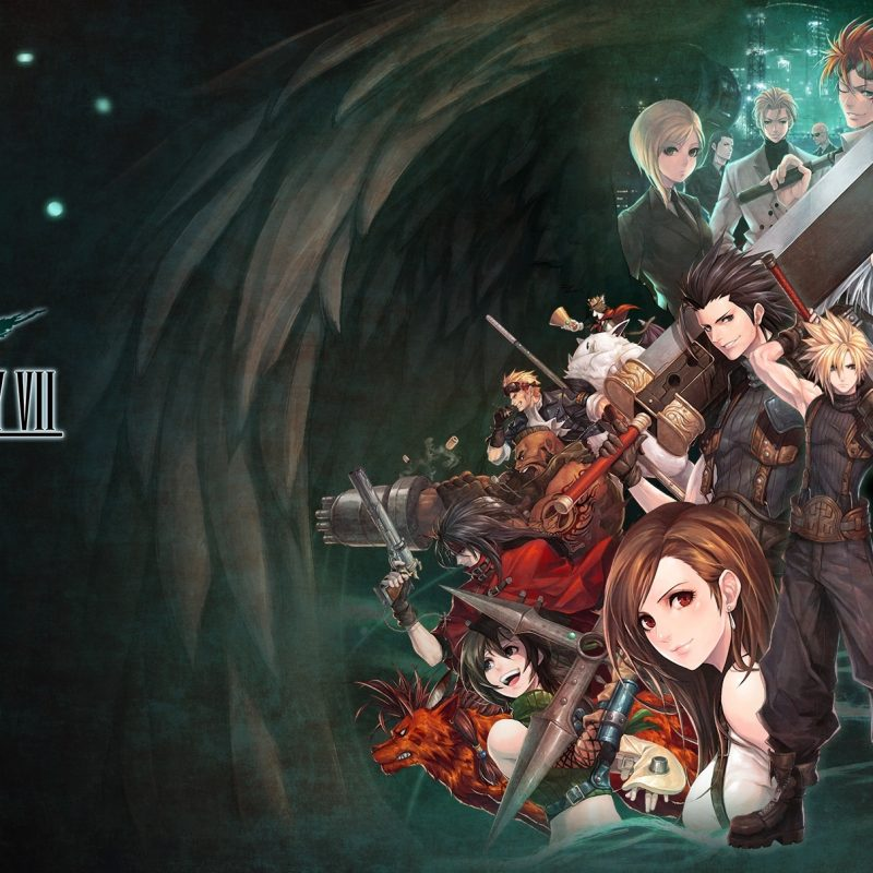 10 New Final Fantasy Vii Wallpaper FULL HD 1920×1080 For PC Background 2018 free