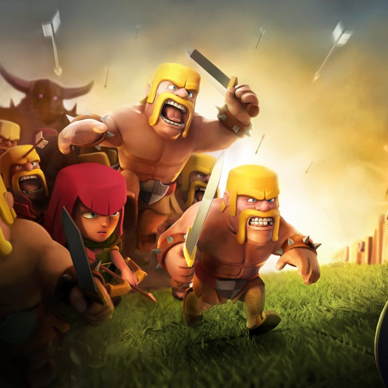 10 Most Popular Wallpapers Of Clash Of Clans FULL HD 1080p For PC Desktop 2020 free download 100 quality hd clash of clans wallpapers archives 46 b scb 1 800x800