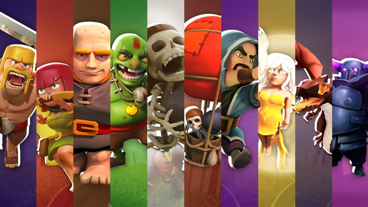 100% quality hd clash of clans wallpapers archives (46) - b.scb