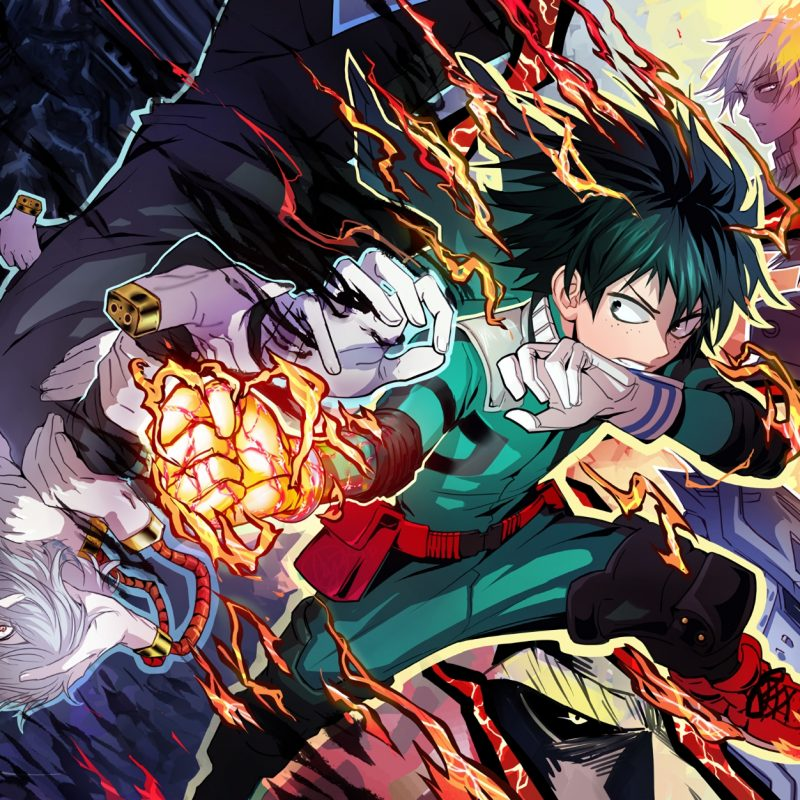 10 Latest My Hero Academia Wallpaper 1920X1080 FULL HD 1920×1080 For PC Desktop 2018 free download 1013 my hero academia hd wallpapers background images wallpaper 2 800x800