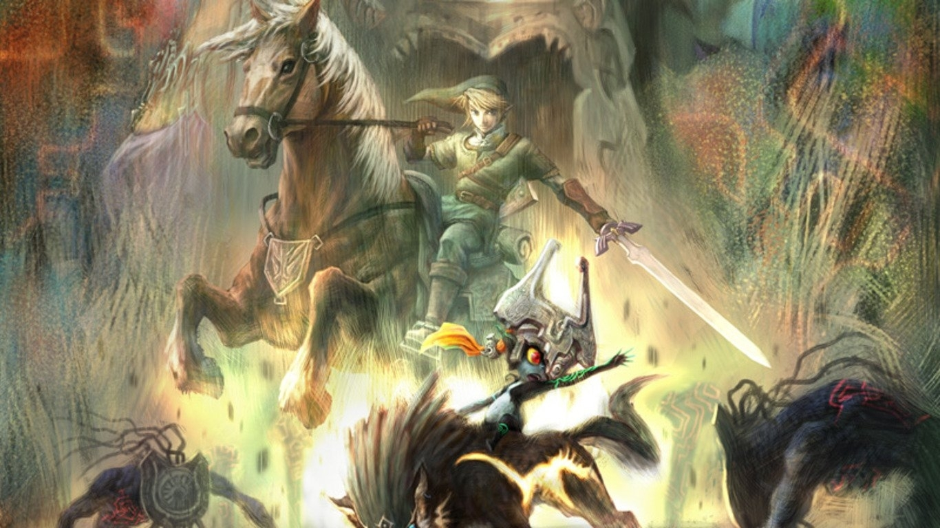 106 the legend of zelda: twilight princess hd wallpapers