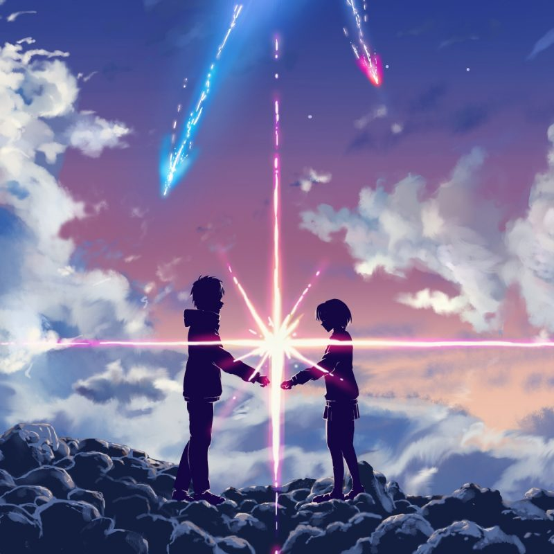 10 New Kimi No Na Wa 4K Wallpaper FULL HD 1920×1080 For PC Desktop 2018 free download 1073 kimi no na wa hd wallpapers background images wallpaper abyss 6 800x800