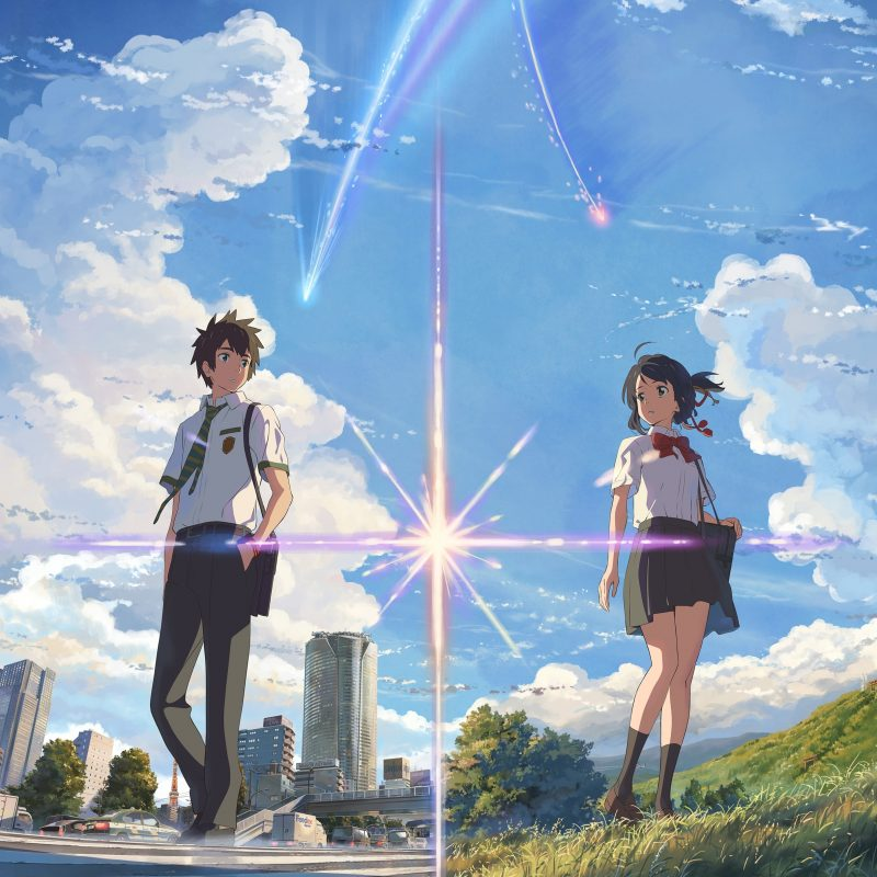 10 New Kimi No Nawa Hd FULL HD 1920×1080 For PC Background