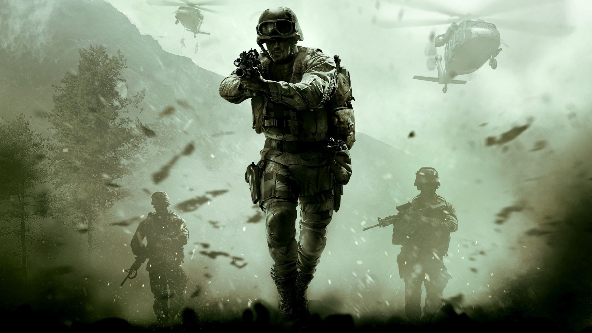 11 call of duty: modern warfare remastered hd wallpapers