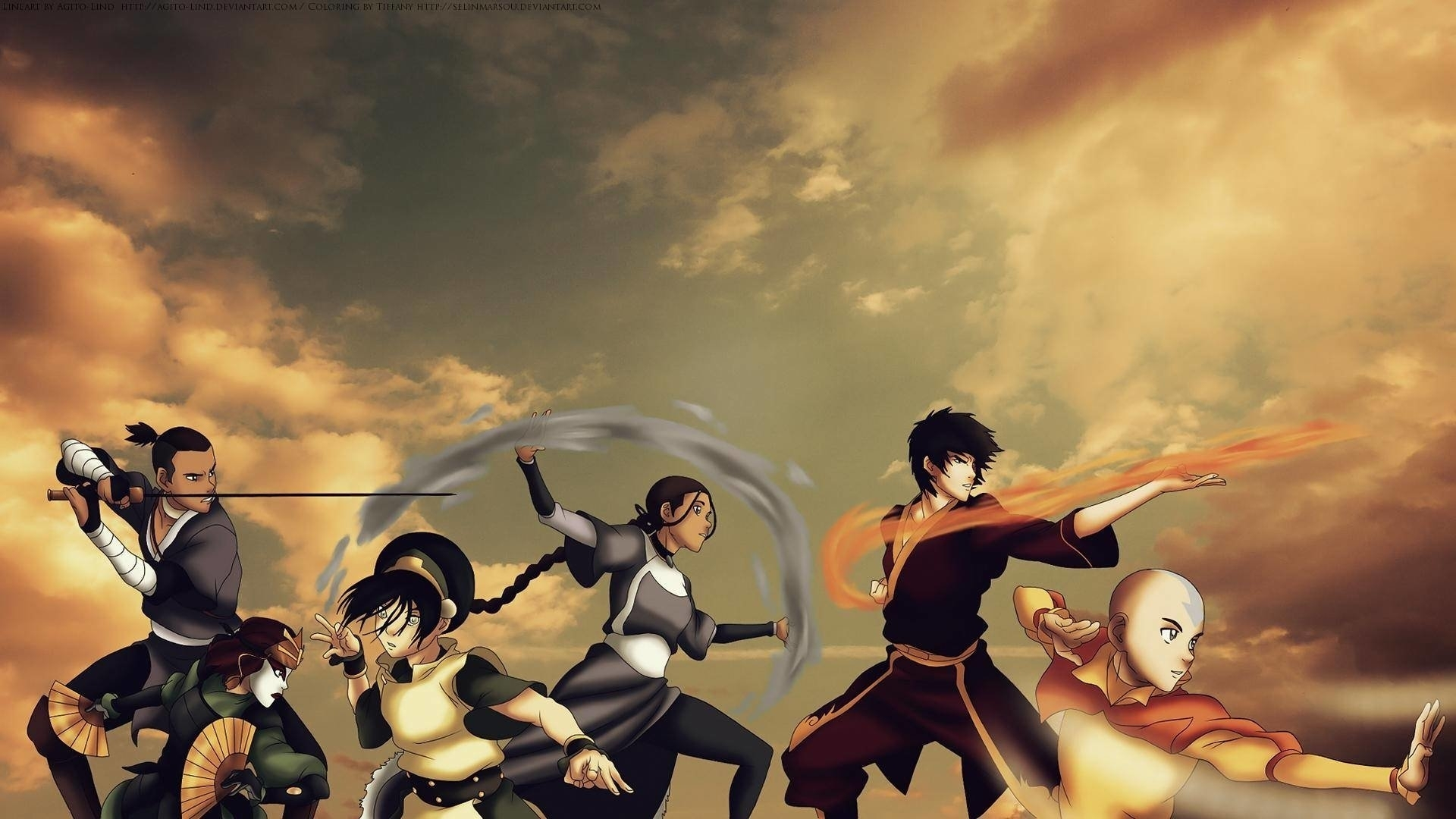 116 avatar: the last airbender hd wallpapers | background images