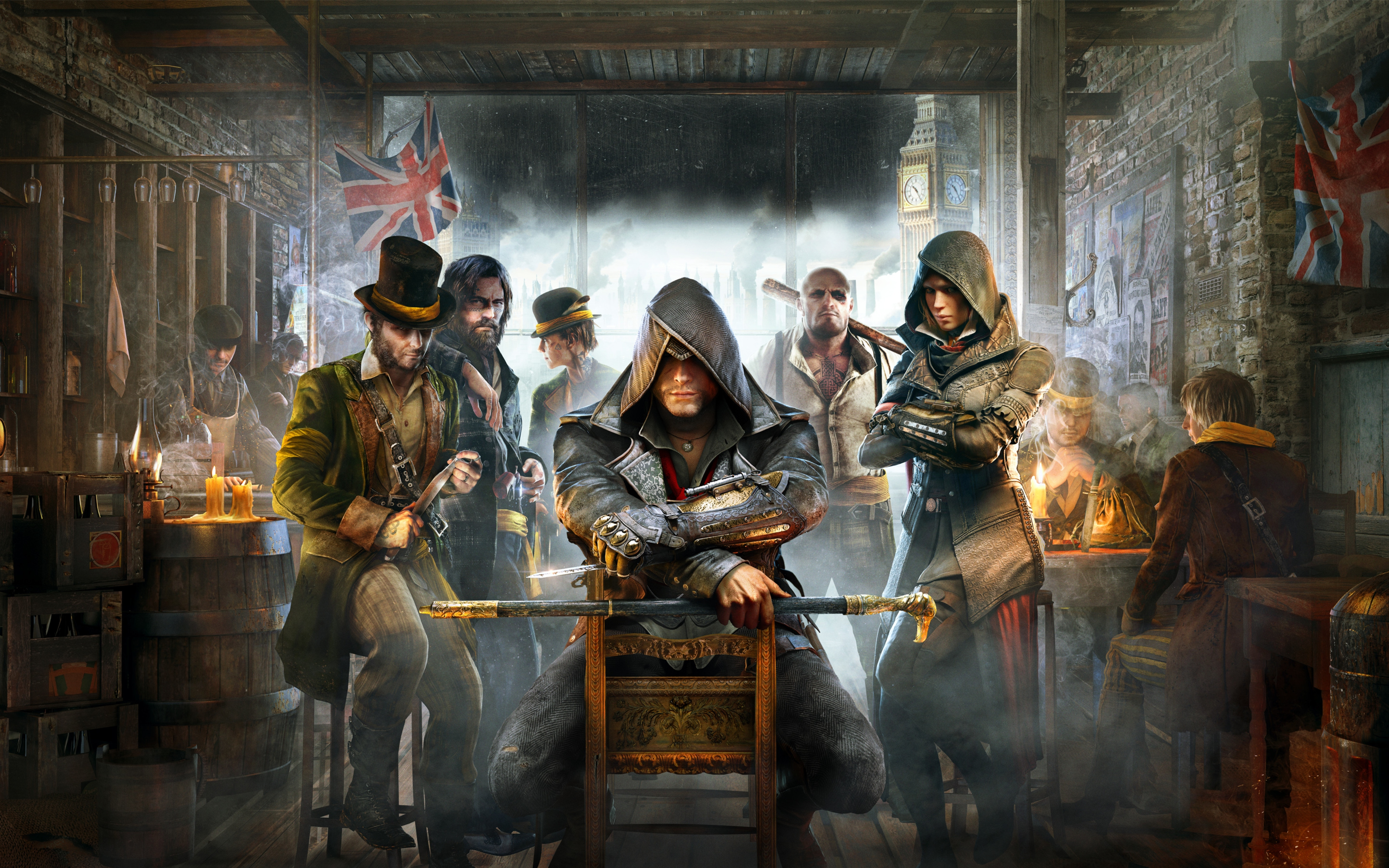 117 assassin's creed: syndicate hd wallpapers | background images