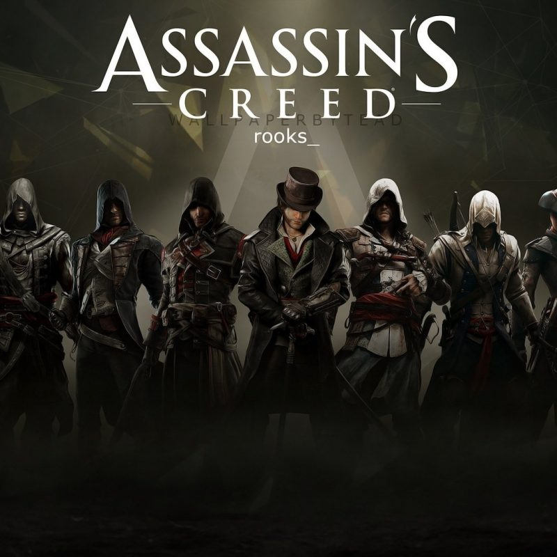 10 Latest Assassin's Creed Computer Backgrounds FULL HD 1920×1080 For PC Desktop 2018 free download 117 assassins creed syndicate hd wallpapers background images 800x800