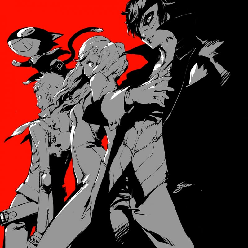 10 Most Popular Persona 5 Wallpaper 1920X1080 FULL HD 1080p For PC Background 2018 free download 117 persona 5 hd wallpapers background images wallpaper abyss 800x800
