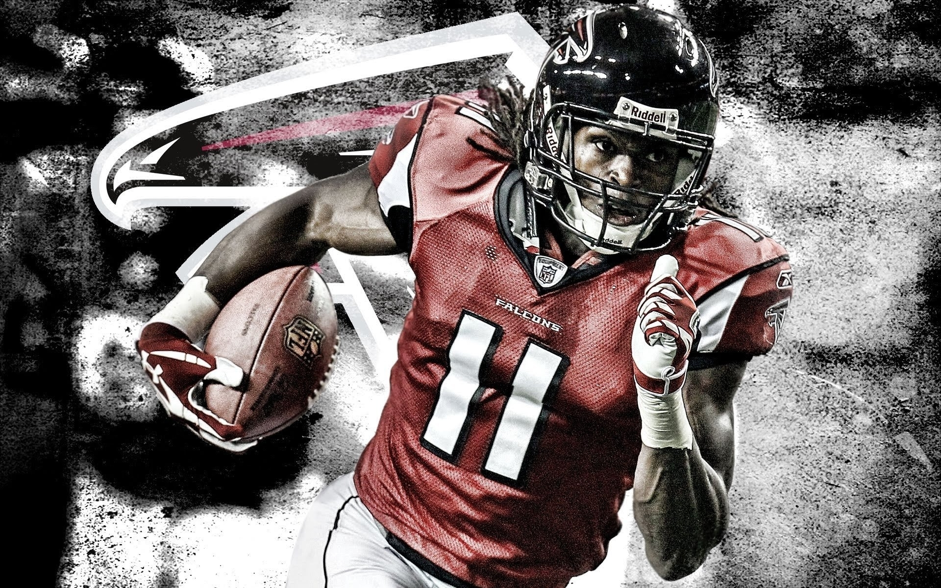 12 julio jones hd wallpapers | background images - wallpaper abyss