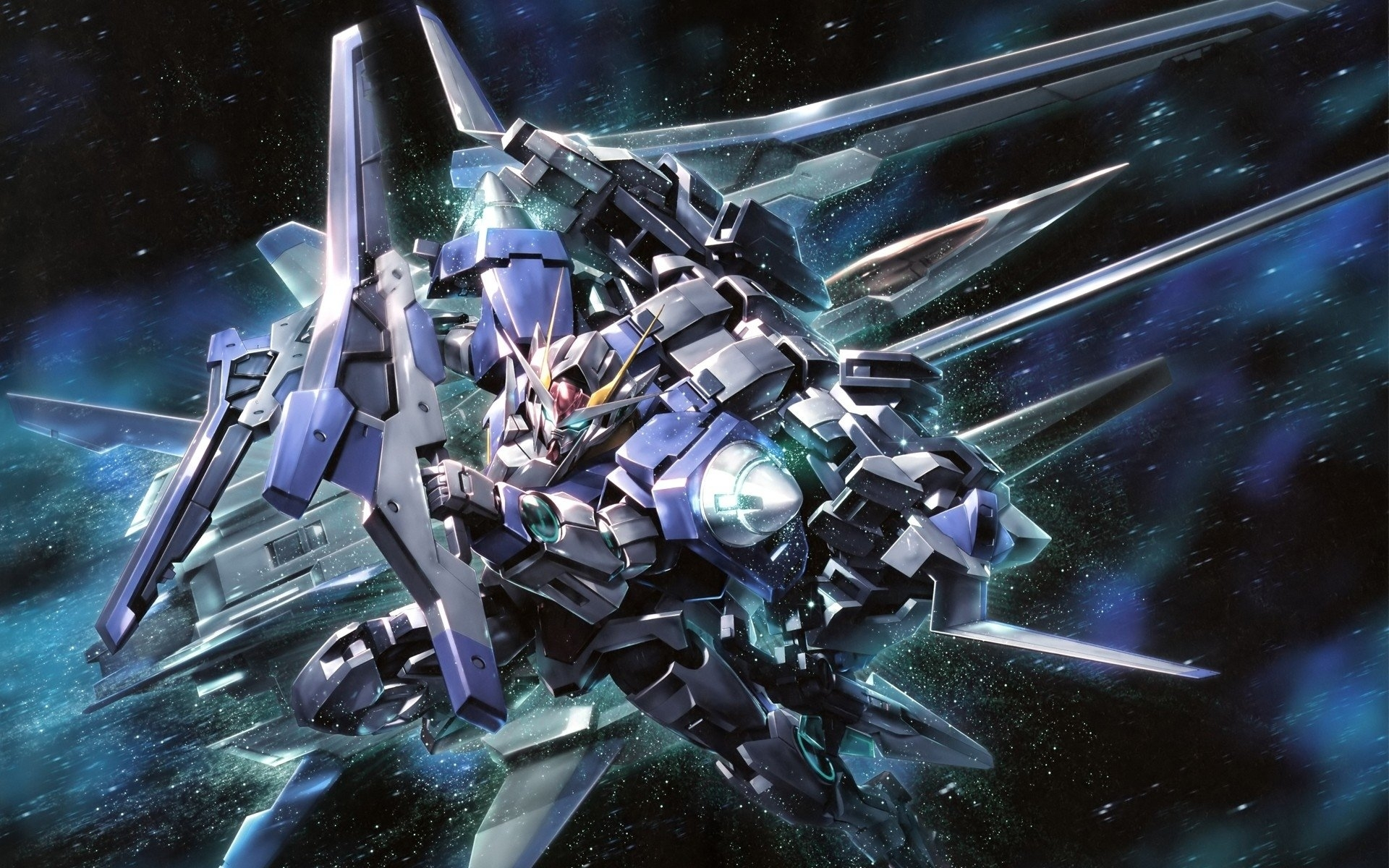 12 mobile suit gundam 00 hd wallpapers | background images