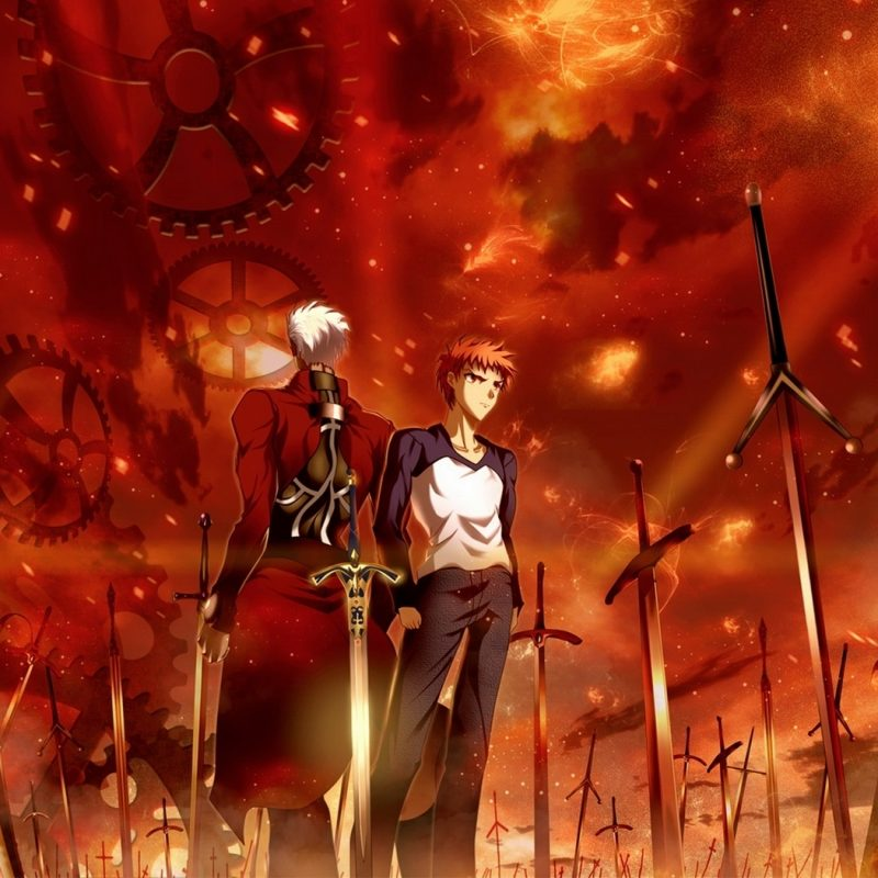 10 Best Fate/stay Night Unlimited Blade Works Wallpaper FULL HD 1080p For PC Desktop 2018 free download 120 fate stay night unlimited blade works hd wallpapers 2 800x800