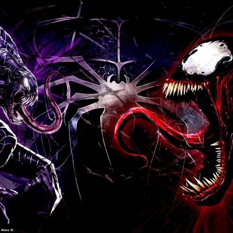 10 Latest Carnage Vs Venom Wallpaper Full Hd 1920 1080 For Pc