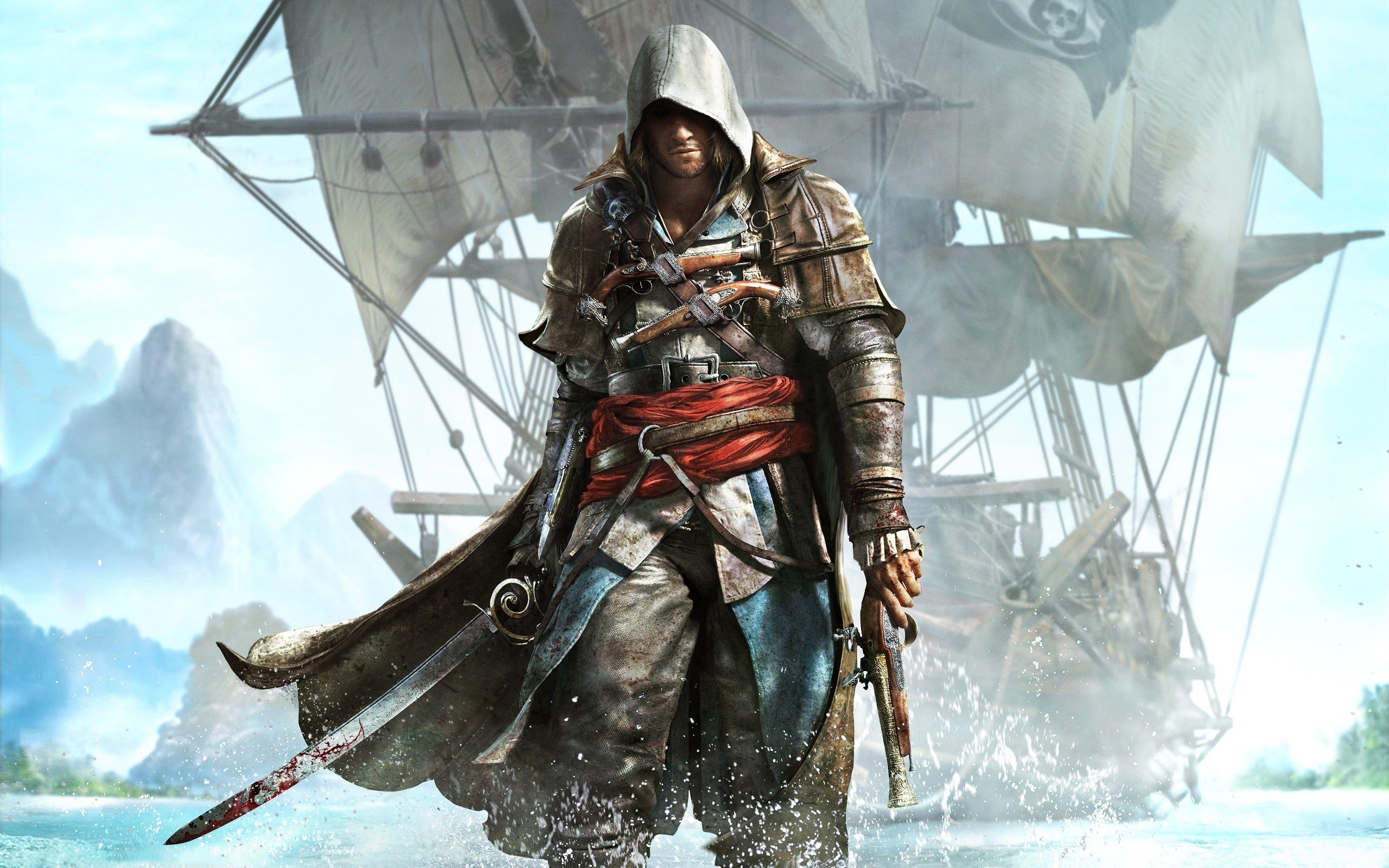 123 assassin's creed iv: black flag hd wallpapers | background