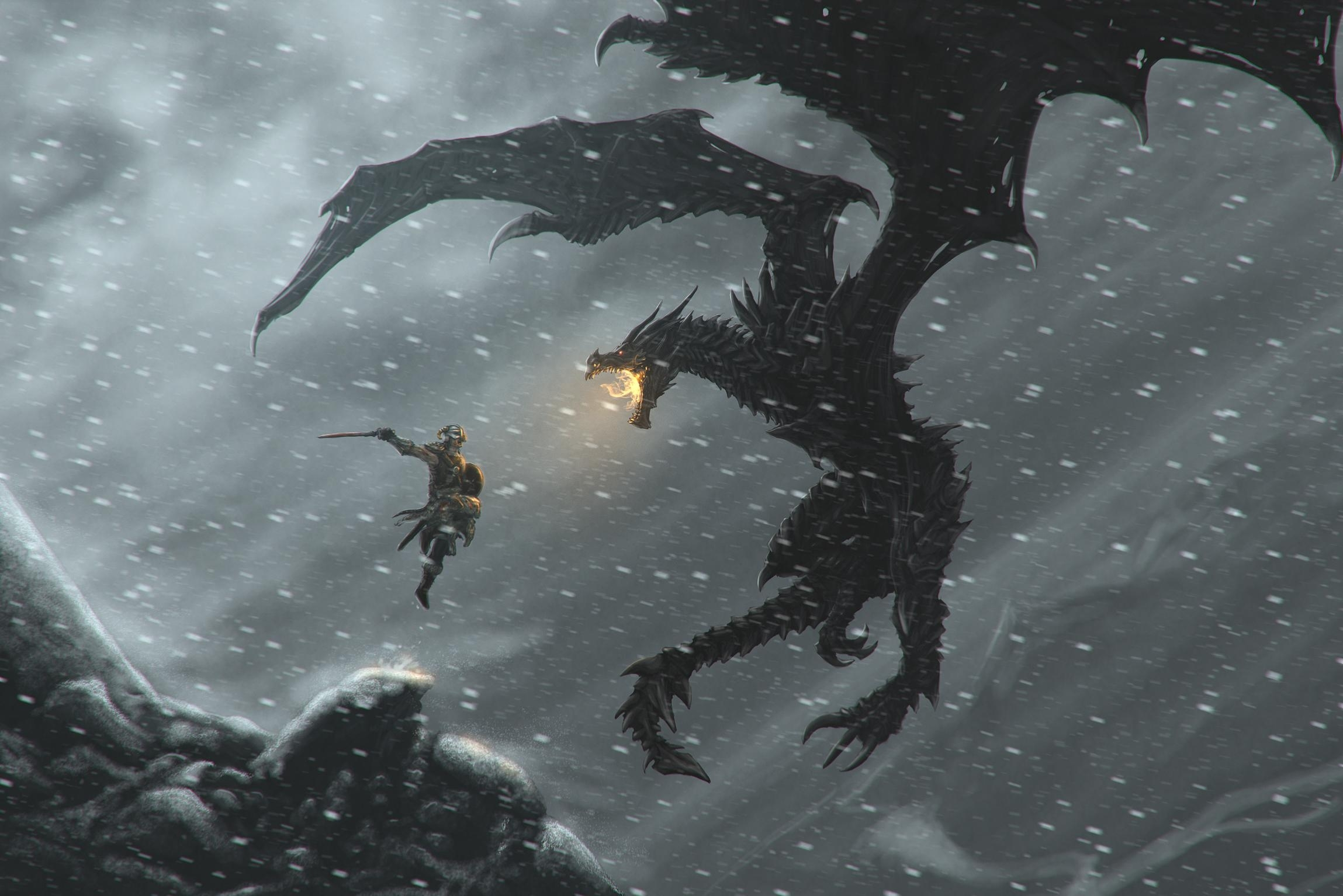 1233 the elder scrolls v: skyrim hd wallpapers | background images