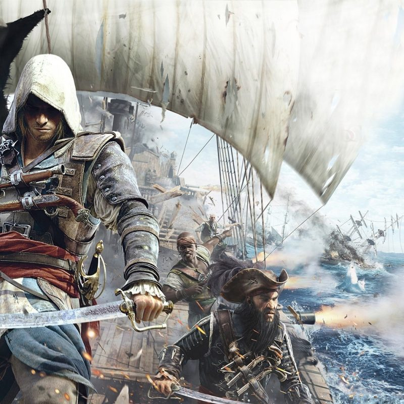 10 New Assassin's Creed Black Flag Wallpaper 1920X1080 FULL HD 1920×1080 For PC Background 2018 free download 124 assassins creed iv black flag fonds decran hd arriere plans 800x800