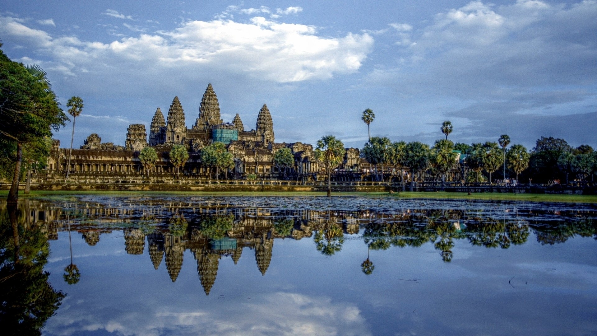 13 angkor wat hd wallpapers | background images - wallpaper abyss