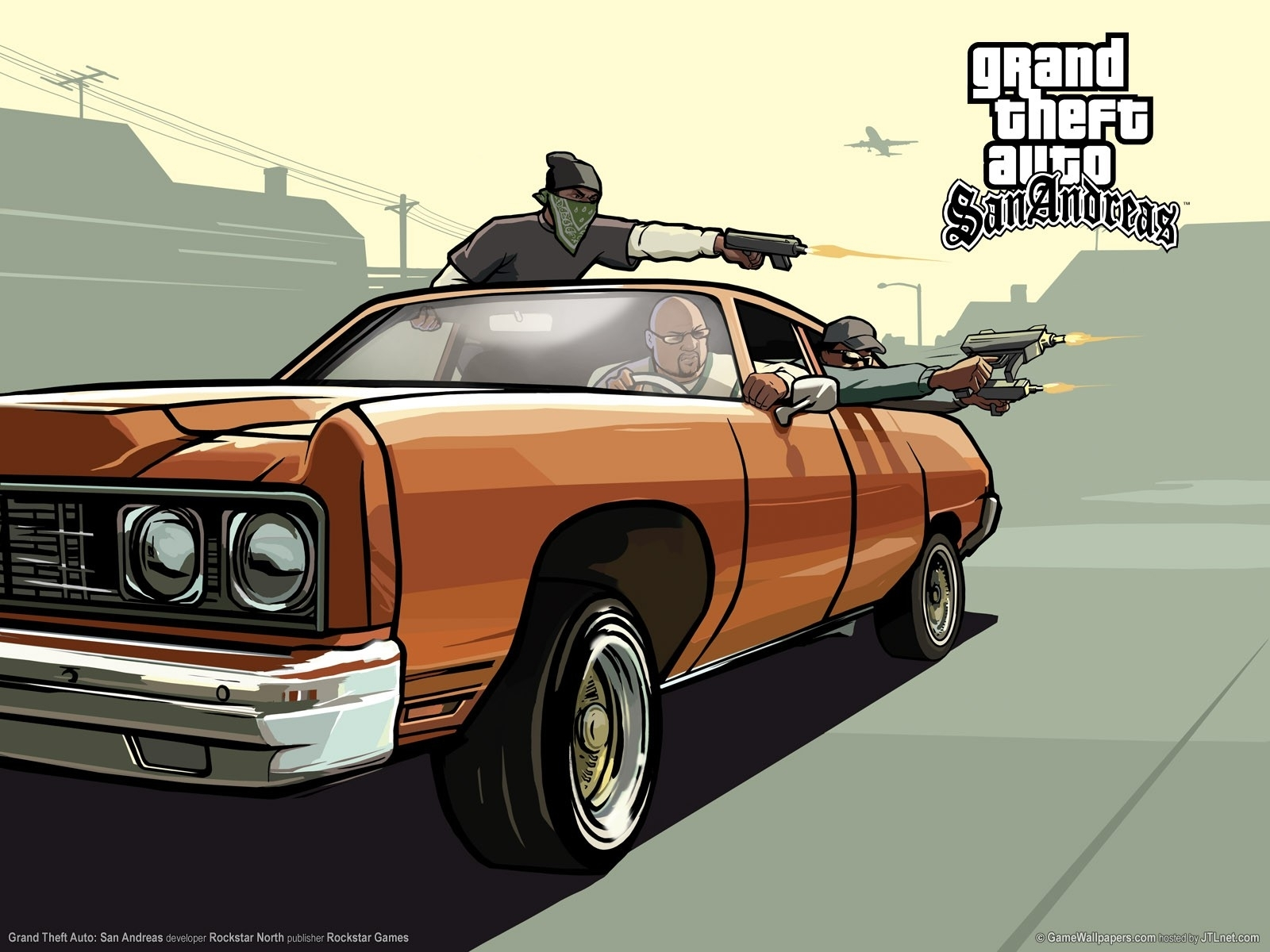 13 grand theft auto: san andreas hd wallpapers | background images