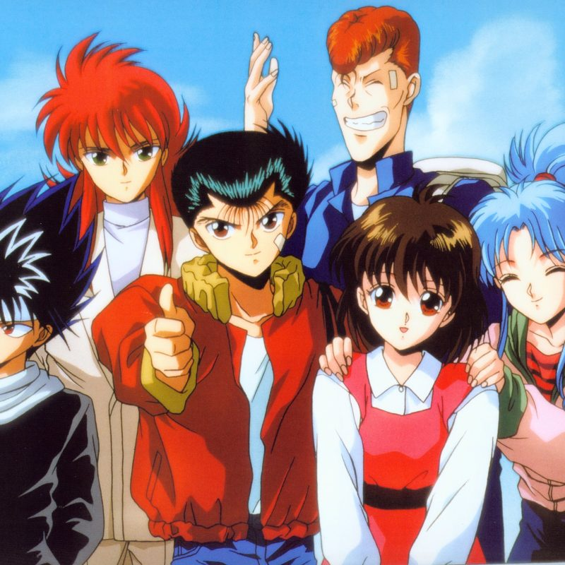 10 Best Yu Yu Hakusho Wallpaper 1920X1080 FULL HD 1080p For PC Desktop 2018 free download %name