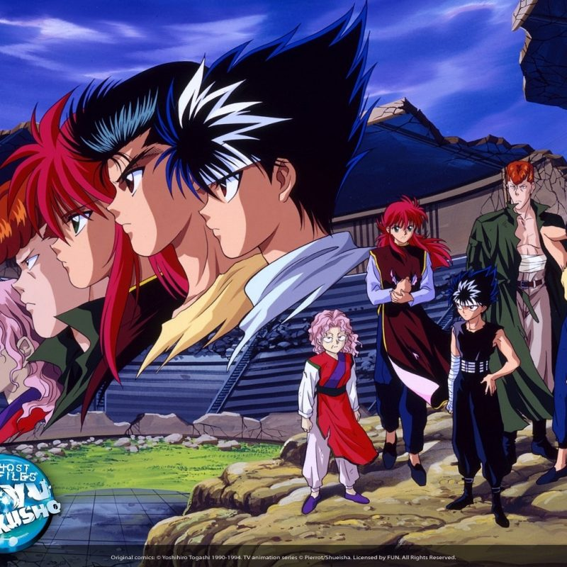 10 Latest Yu Yu Hakusho Hd Wallpaper FULL HD 1080p For PC Desktop 2020 free download 13 yu yu hakusho hd wallpapers background images wallpaper abyss 800x800