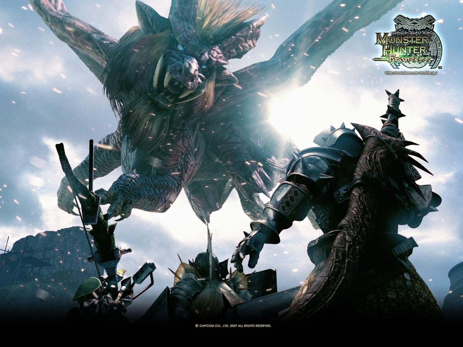 130 monster hunter hd wallpapers | background images - wallpaper abyss