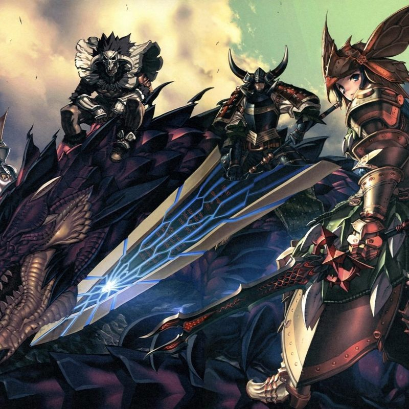 10 Best Monster Hunter 4 Wallpaper FULL HD 1080p For PC Desktop 2020 free download 130 monster hunter hd wallpapers background images wallpaper abyss 7 800x800