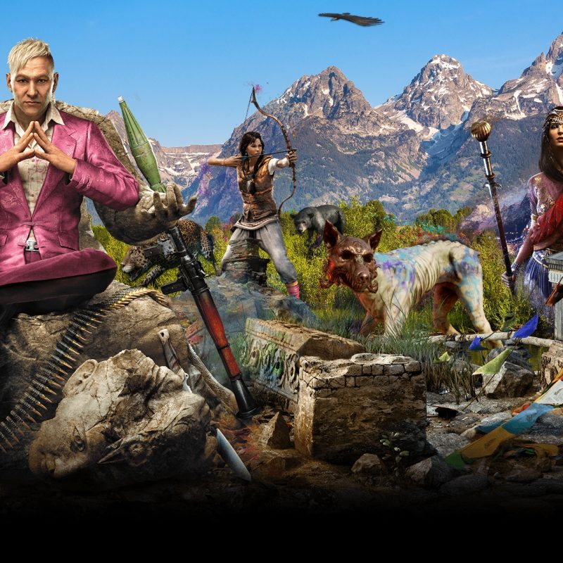 10 New Far Cry 4 Hd Wallpapers FULL HD 1080p For PC Background 2018 free download 131 far cry 4 hd wallpapers background images wallpaper abyss 800x800