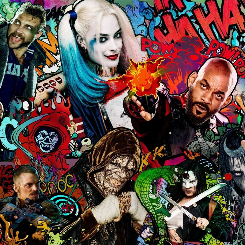 10 Top Suicide Squad Wallpaper 1920X1080 FULL HD 1920×1080 For PC Desktop 2018 free download 132 suicide squad hd wallpapers background images wallpaper abyss 800x800