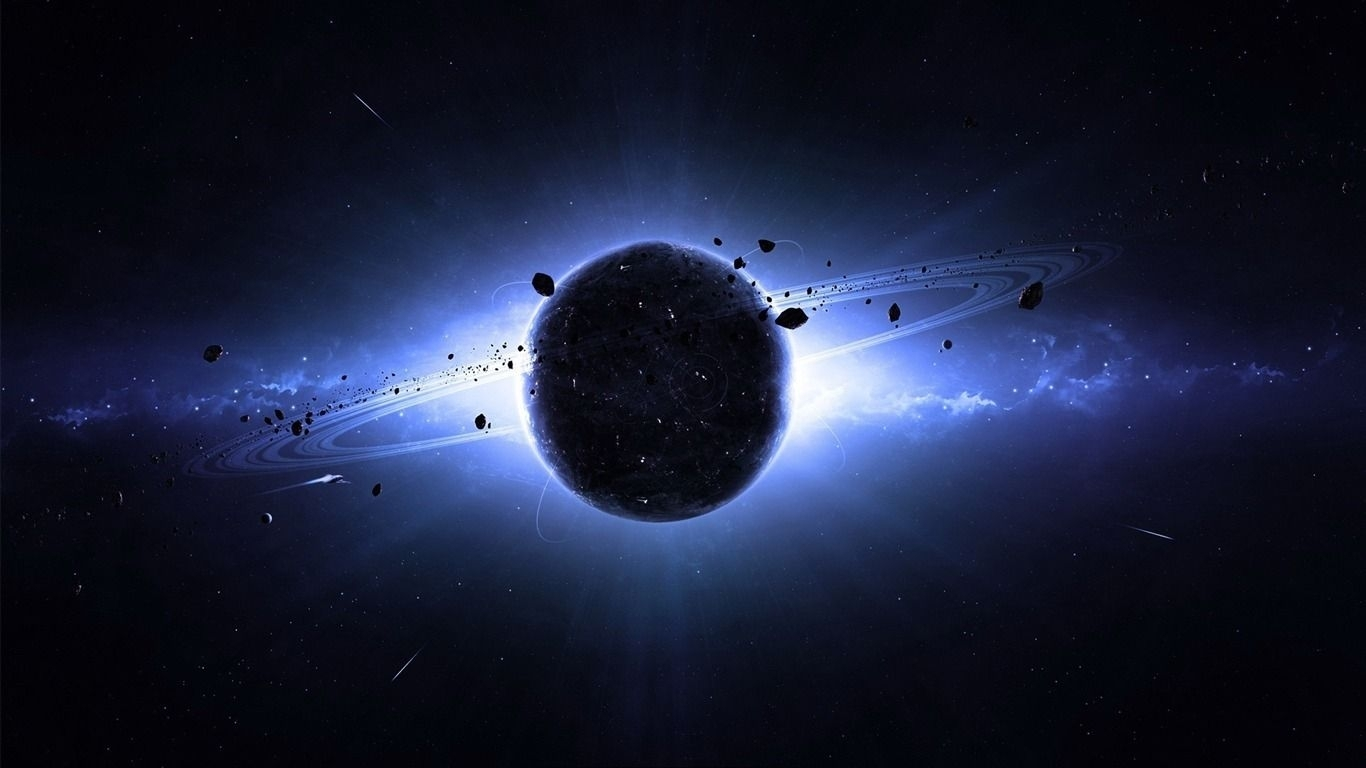 1366x768 space wallpaper group (90+)