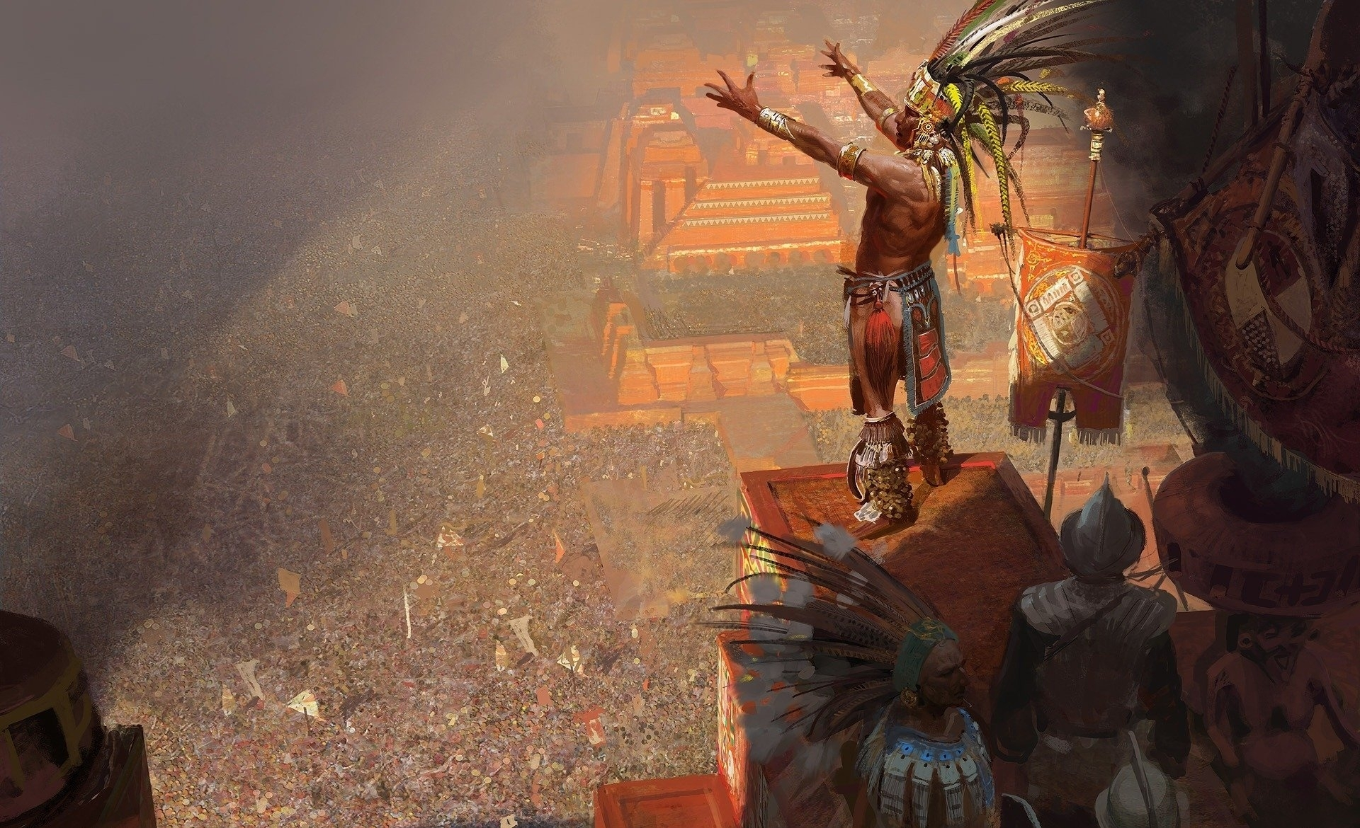14 age of empires hd wallpapers | background images - wallpaper abyss