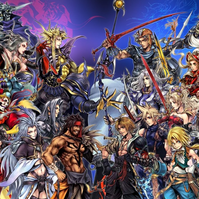 10 Top Dissidia Final Fantasy Wallpaper FULL HD 1920×1080 For PC Desktop 2018 free download 14 dissidia final fantasy hd wallpapers background images 800x800