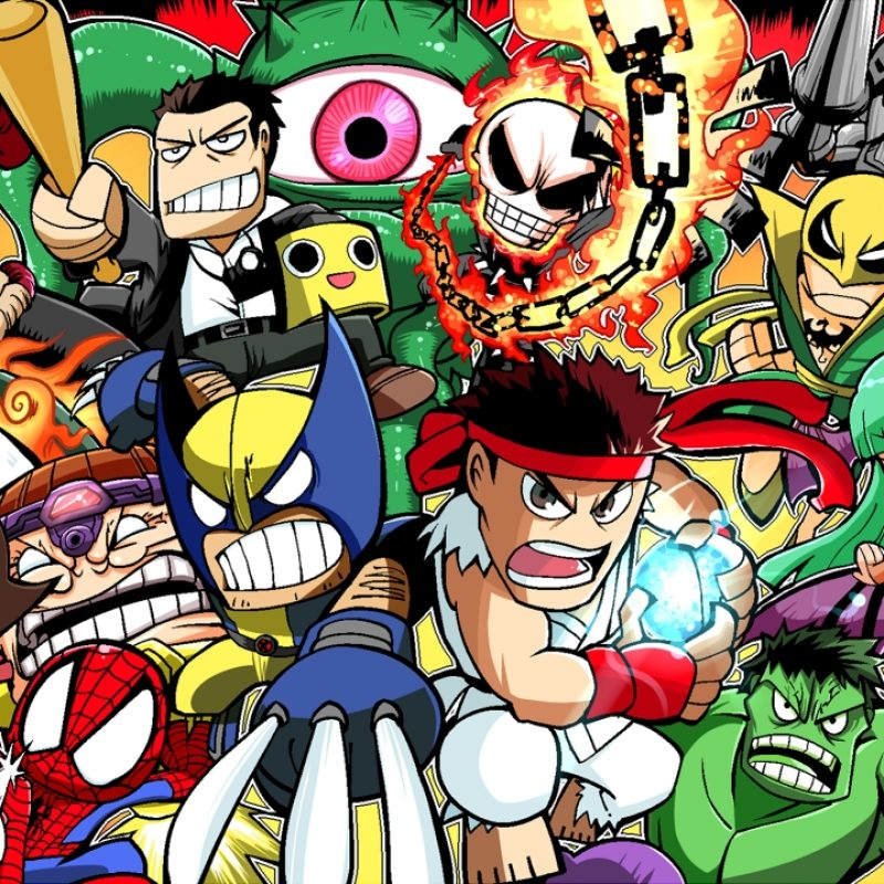 10 New Marvel Vs Capcom Wallpapers FULL HD 1080p For PC Desktop 2018 free download 14 ultimate marvel vs capcom 3 hd wallpapers background images 800x800