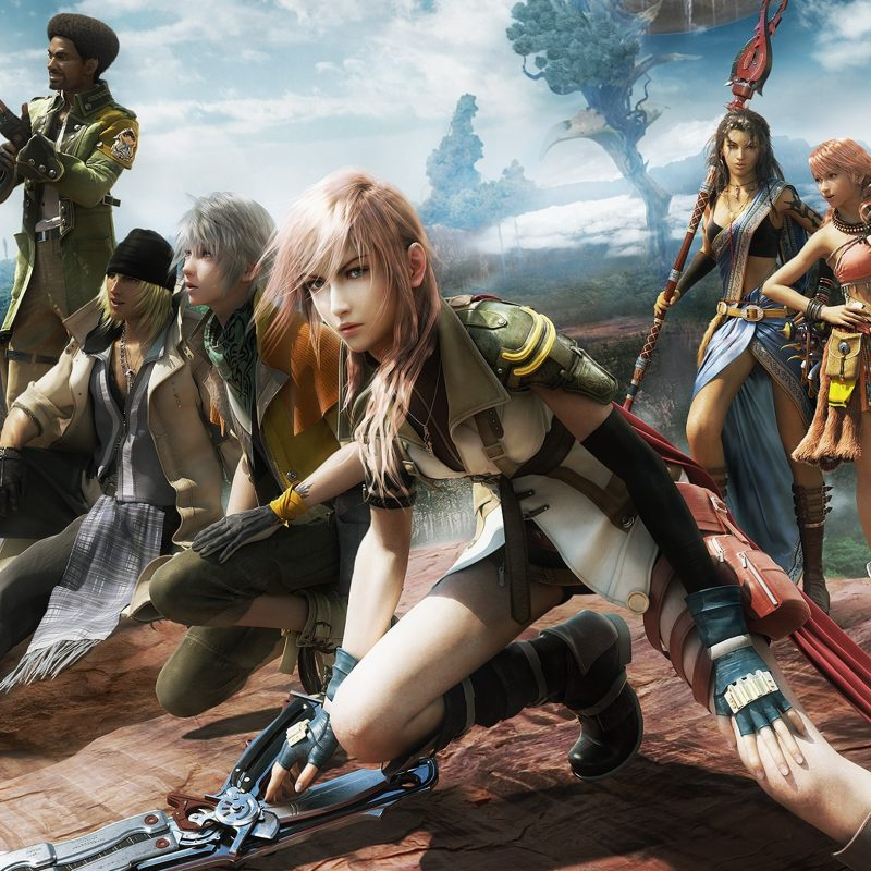 10 Most Popular Final Fantasy 13 Wallpaper 1920X1080 FULL HD 1080p For PC Desktop 2021 free download 140 final fantasy xiii hd wallpapers background images wallpaper 800x800