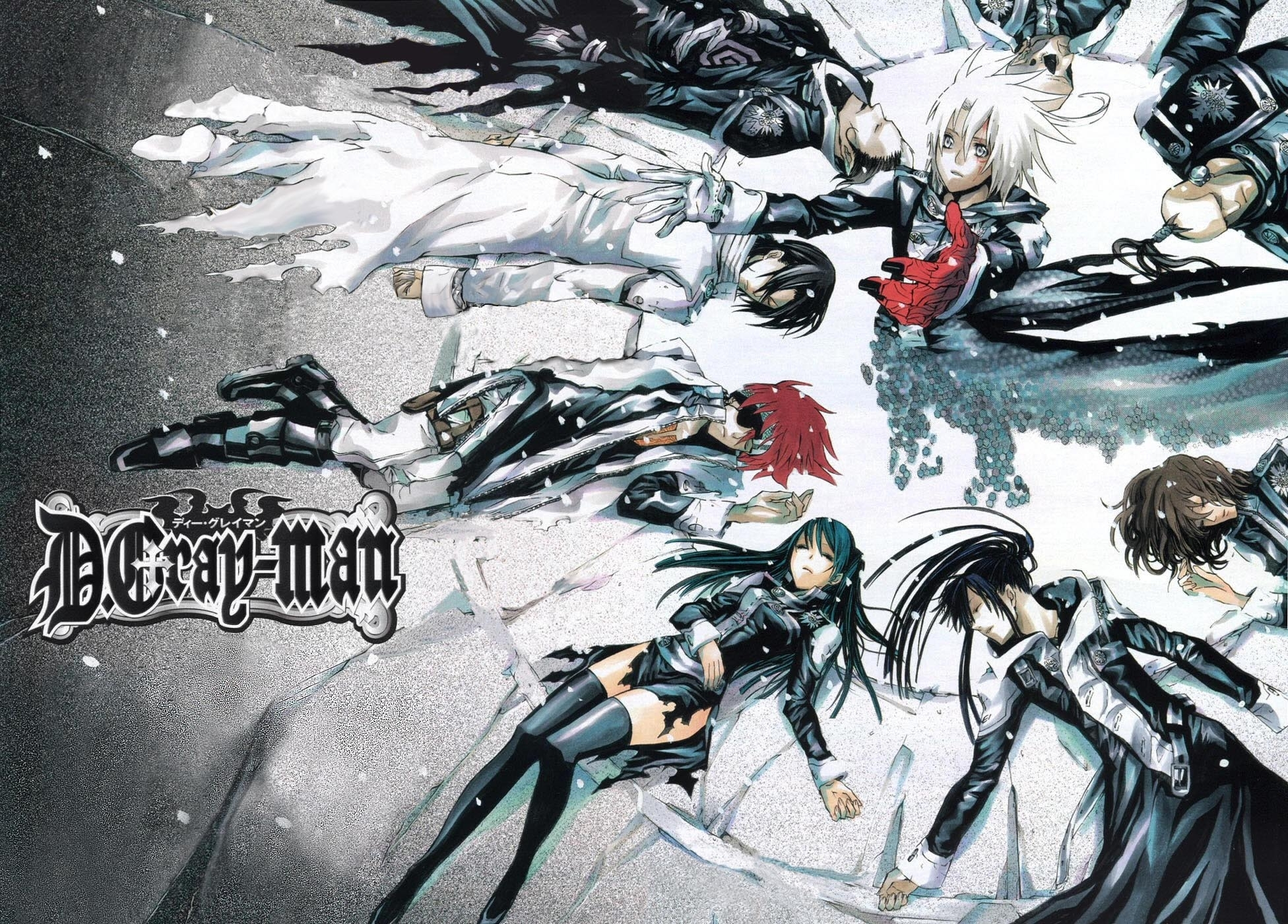 142 d.gray-man hd wallpapers | background images - wallpaper abyss