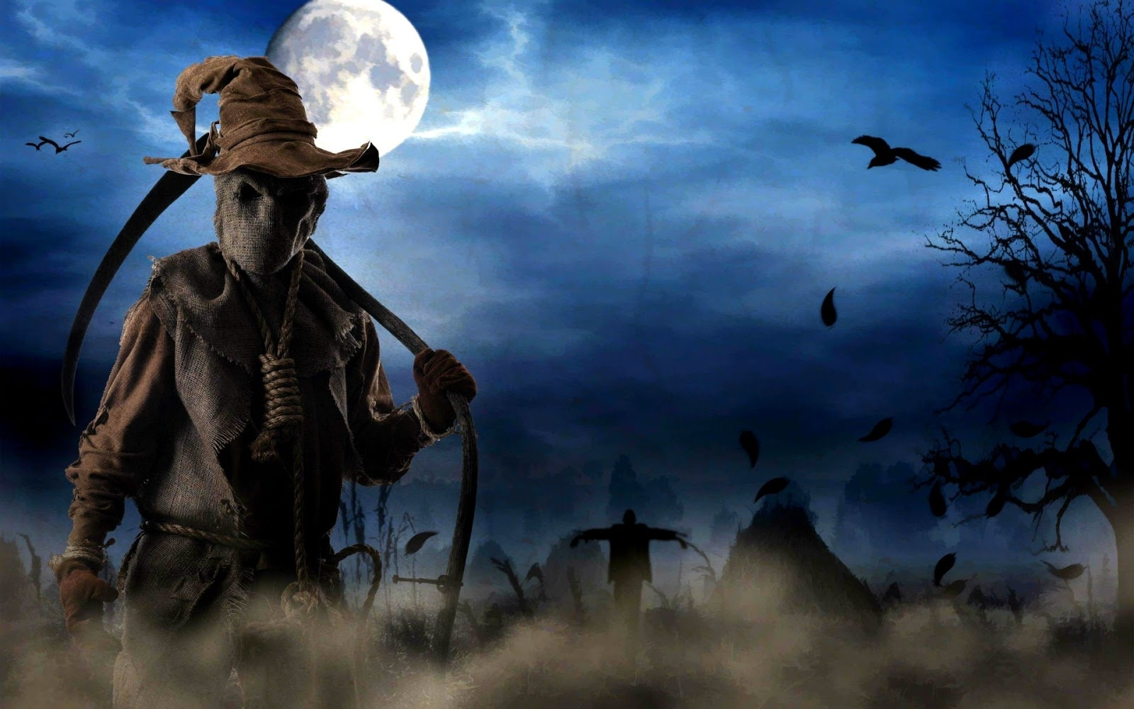 1453 free scary halloween wallpapers