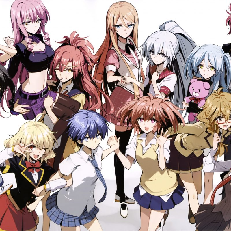 10 Best Akuma No Riddle Wallpaper FULL HD 1920×1080 For PC Desktop 2020 free download 15 akuma no riddle hd wallpapers background images wallpaper abyss 800x800