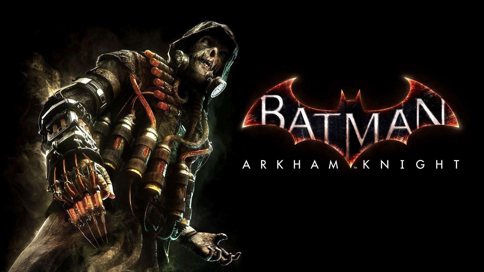 10 Latest Batman Arkham Knight Scarecrow Wallpaper Full Hd 1080p For