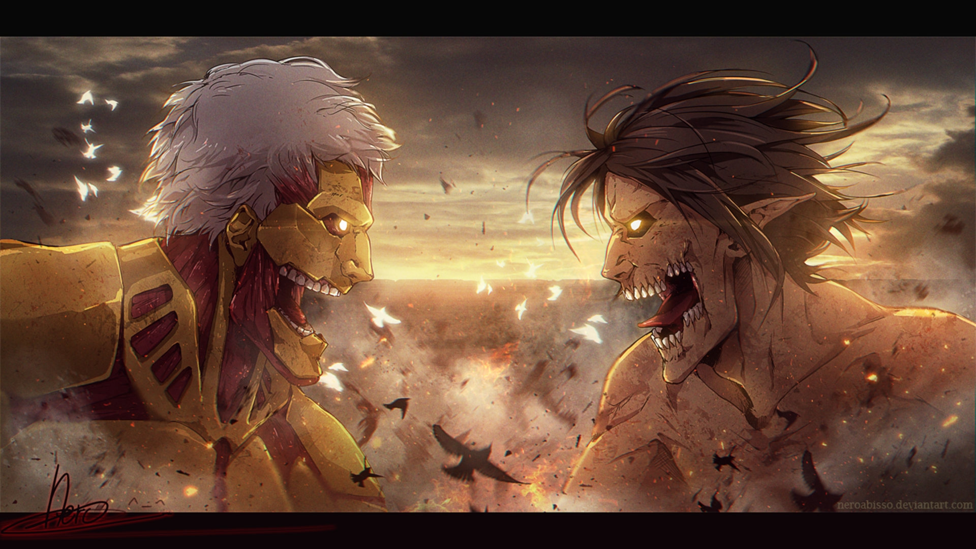 1529 attack on titan hd wallpapers | background images - wallpaper abyss