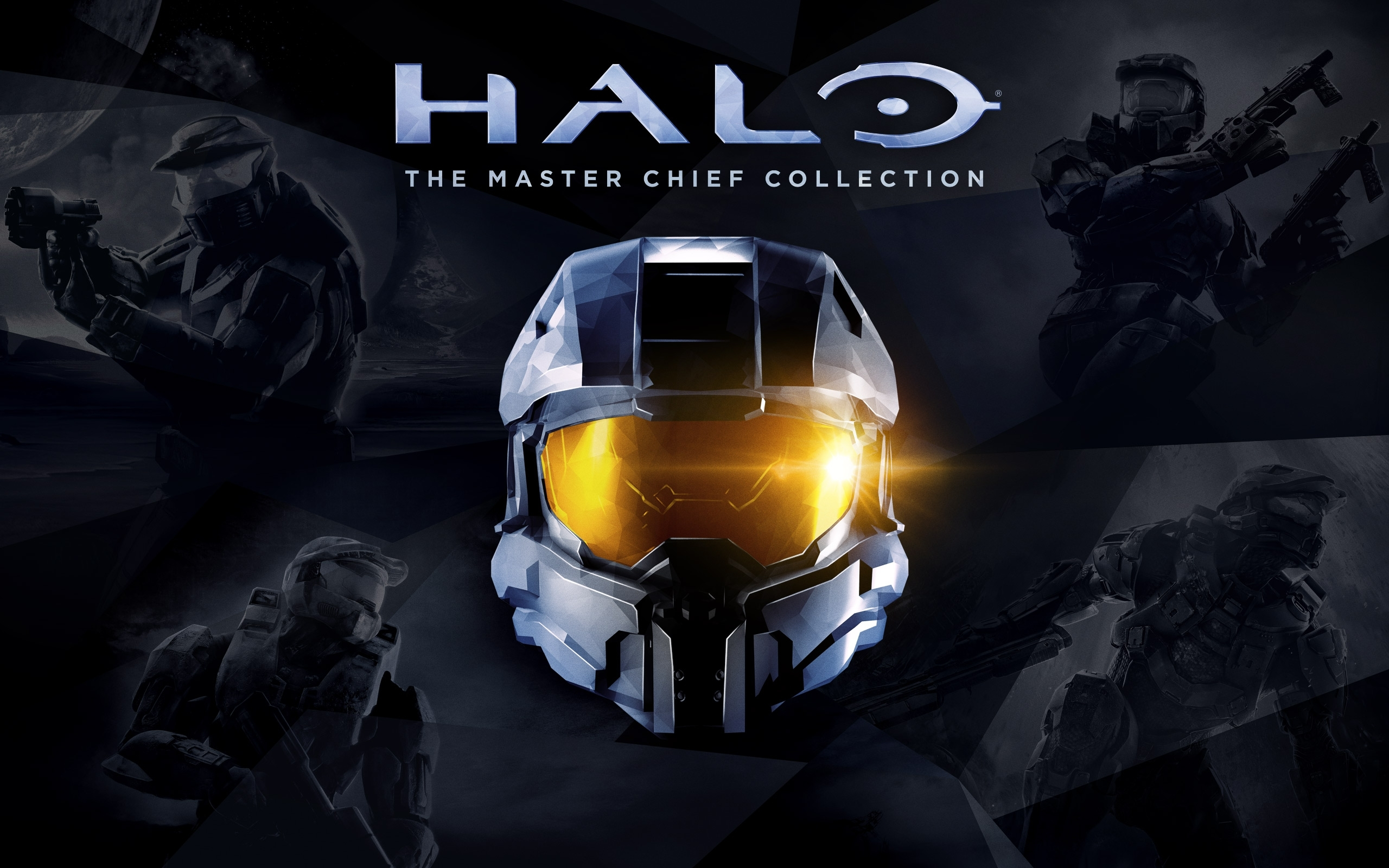 16 halo: the master chief collection hd wallpapers | background