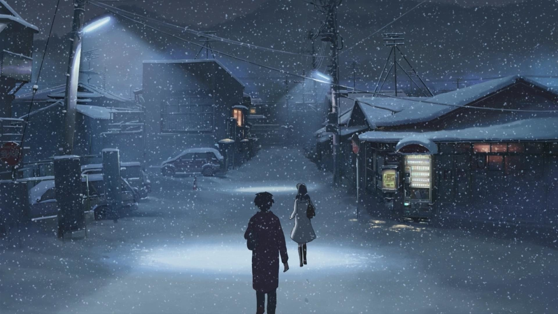 Le 160 5 Centimeters Per Second Hd Wallpapers Background Images Dimension  File Type Jpg Jpeg
