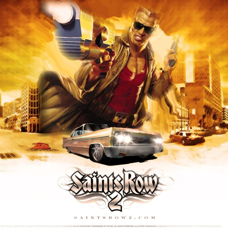 10 Top Saints Row 2 Wallpapers FULL HD 1080p For PC Desktop 2021 free download 1600x1200px saints row 2 wallpapers 800x800