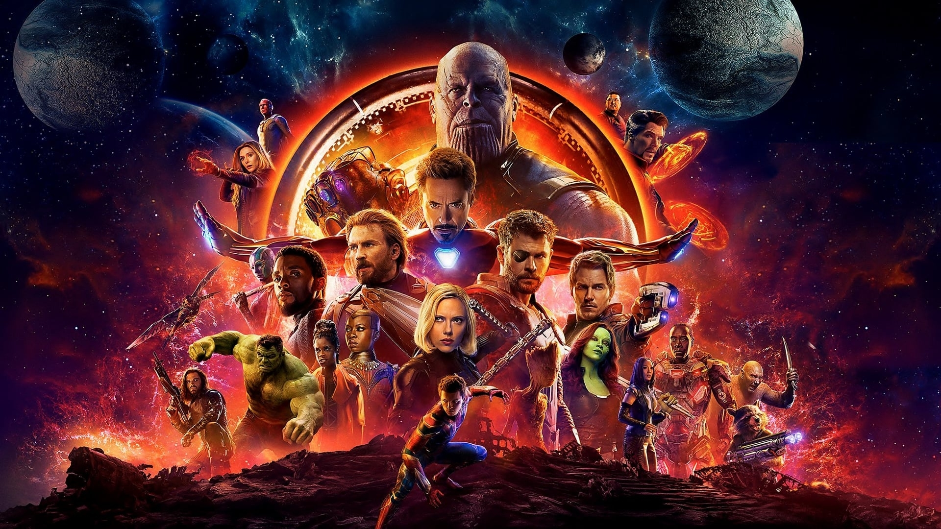 162 avengers: infinity war hd wallpapers | background images