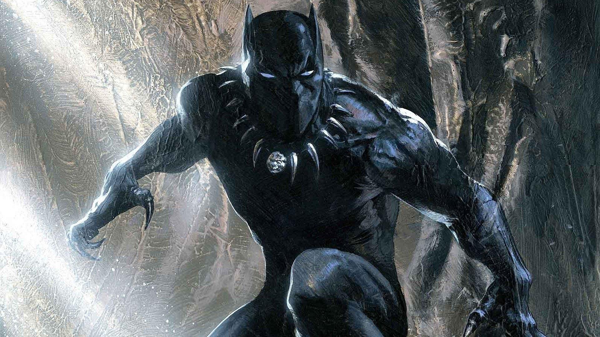 168 black panther (marvel comics) fonds d'écran hd   arrière-plans
