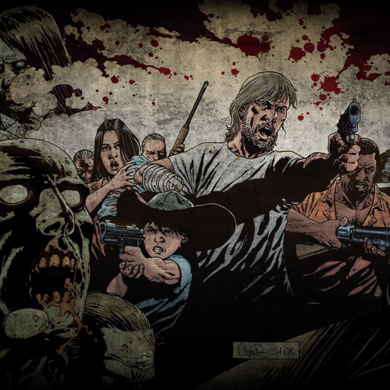 The Walking Dead Desktop Backgrounds