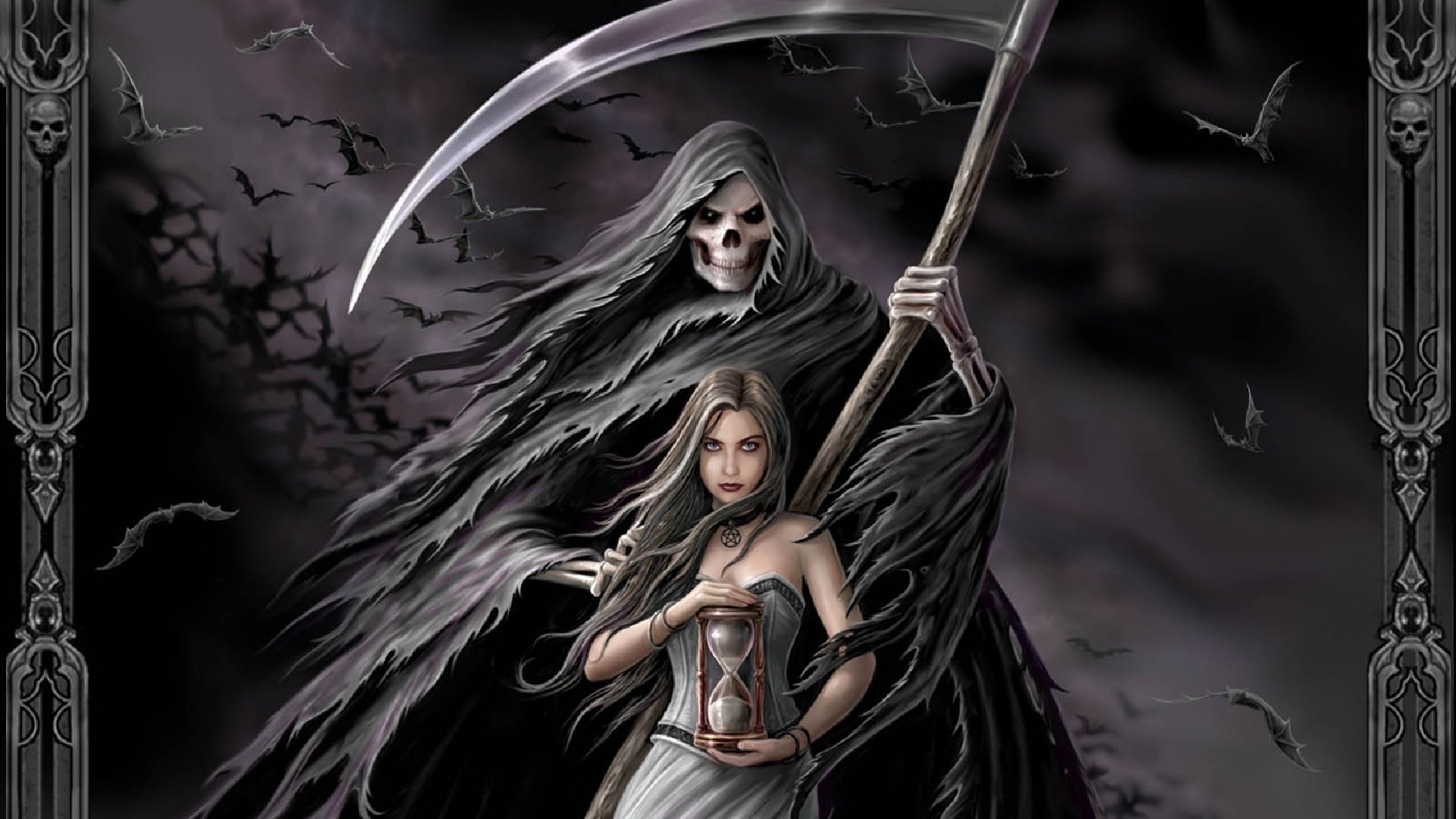 184 grim reaper hd wallpapers | background images - wallpaper abyss