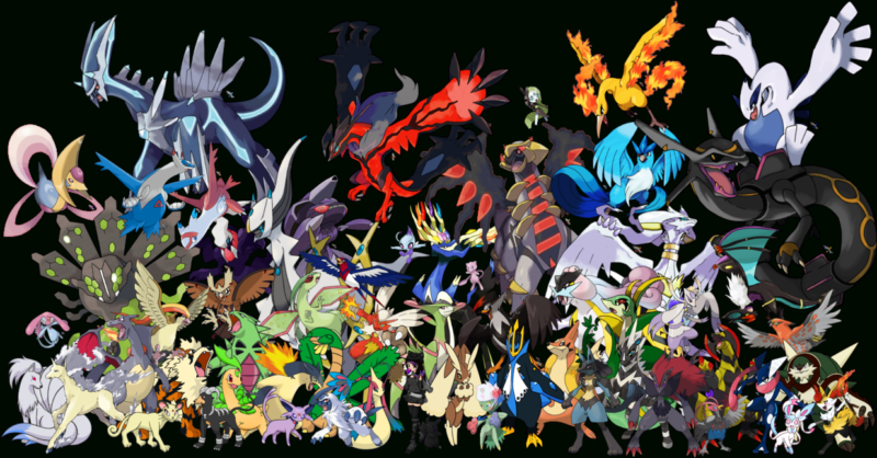 10 Top Pokemon Wallpaper All Legendary FULL HD 1920×1080 For PC Desktop 2018 free download 18451 all legendary pokemon wallpaper 800x418