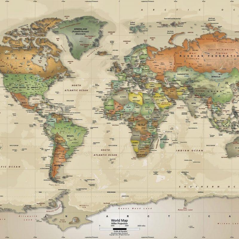 10 Best World Map Desktop Wallpaper FULL HD 1920×1080 For PC Background 2020 free download 1901 desktop wallpaper world map 800x800