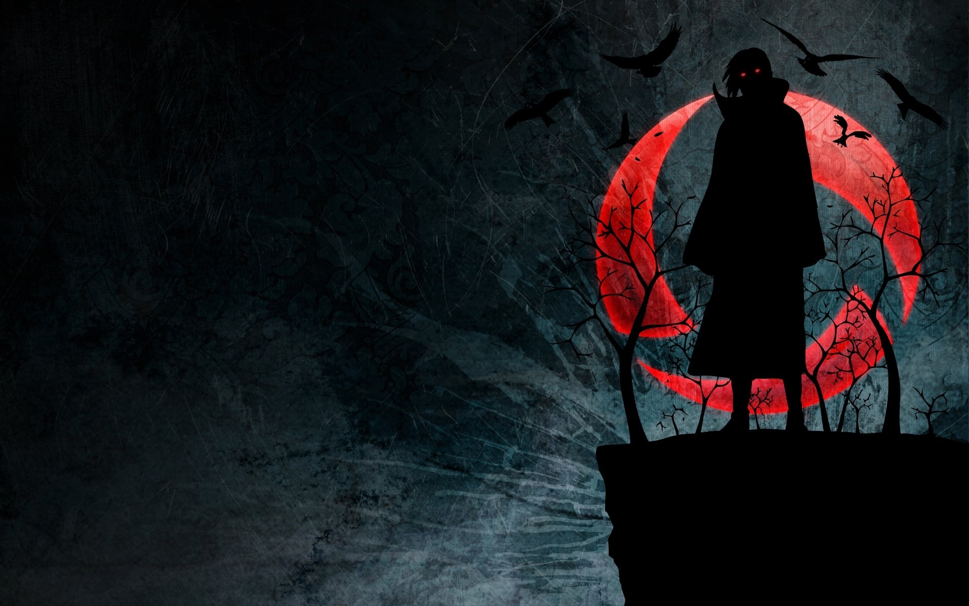 192 itachi uchiha hd wallpapers | background images - wallpaper abyss
