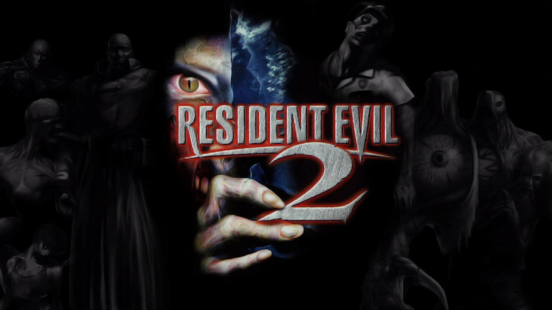 2 resident evil 2 hd wallpapers | background images - wallpaper abyss